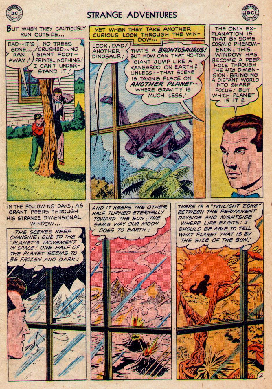 Strange Adventures (1950) issue 95 - Page 20