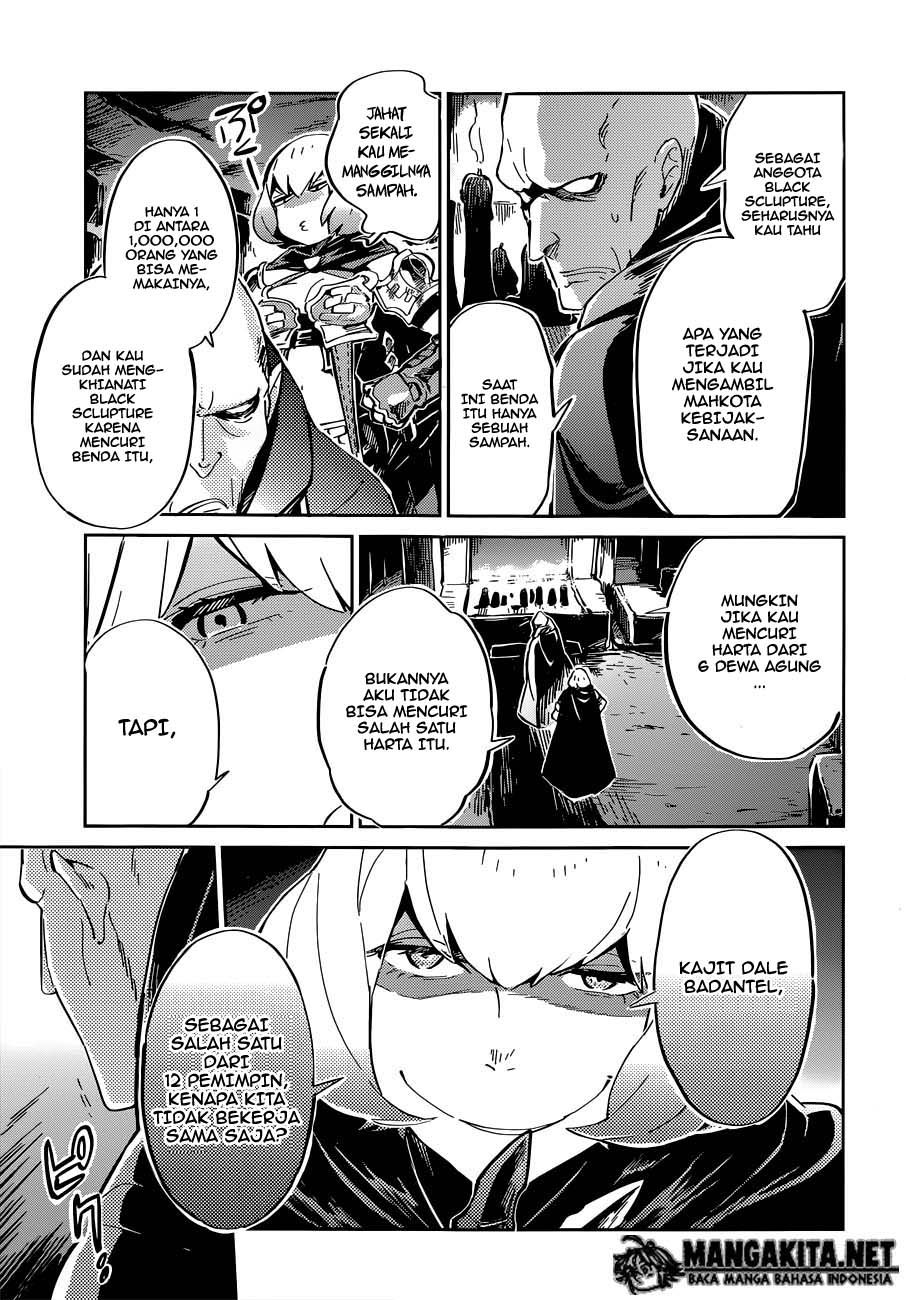 Baca Manga Overlord chapter 5 Bahasa Indonesia