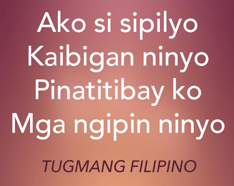 Ano ang Tugma at Mga Halimbawa ng Tugma - Buklat: Kuwentong