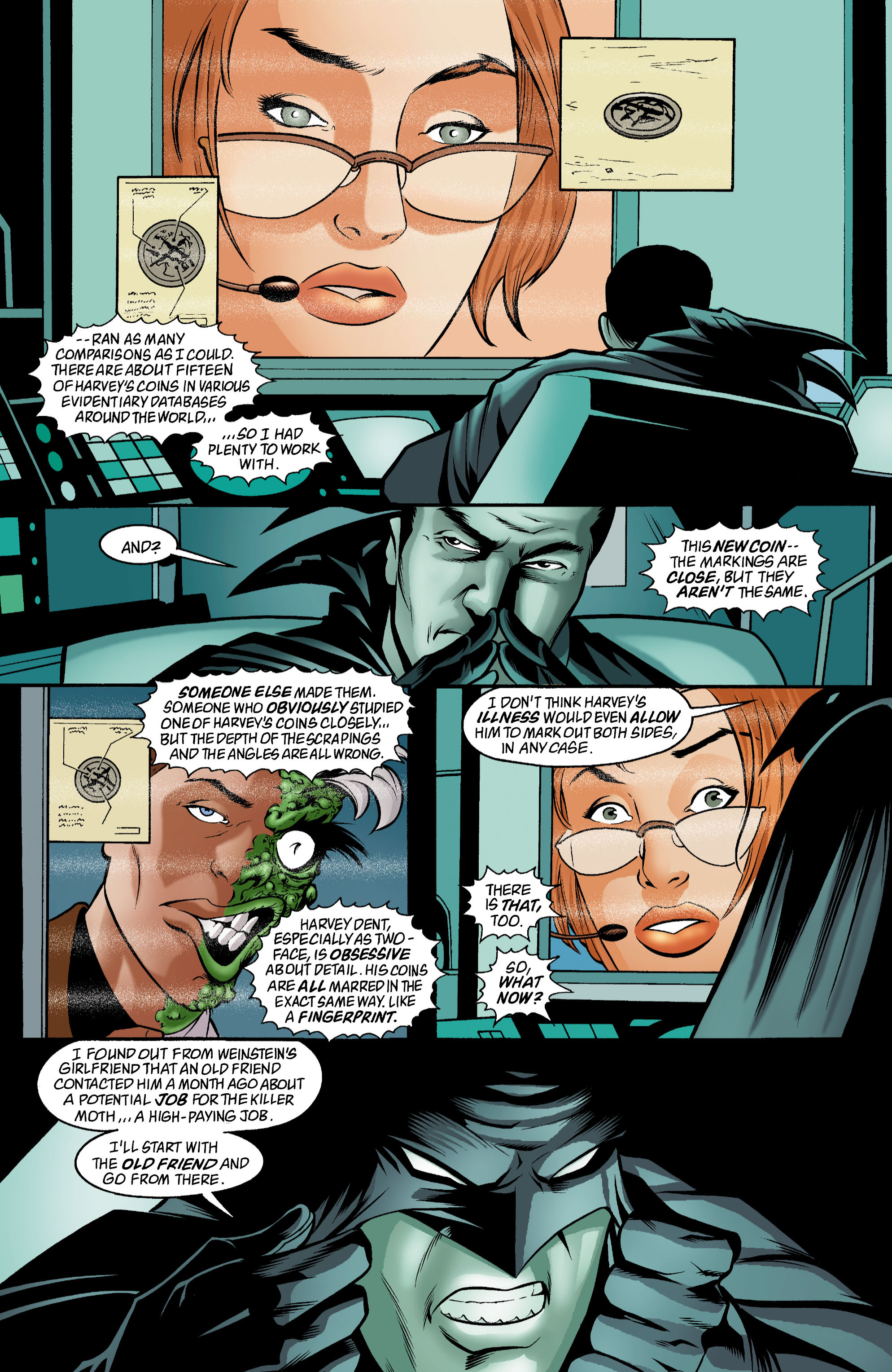 Detective Comics (1937) 777 Page 16