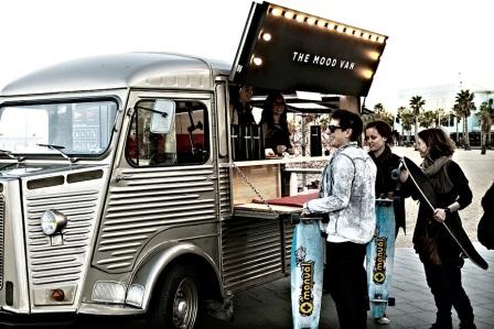 El negocio de la comida callejera