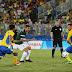 Brasil perde no futebol de 7, mas avança e encara o Irã na semifinal