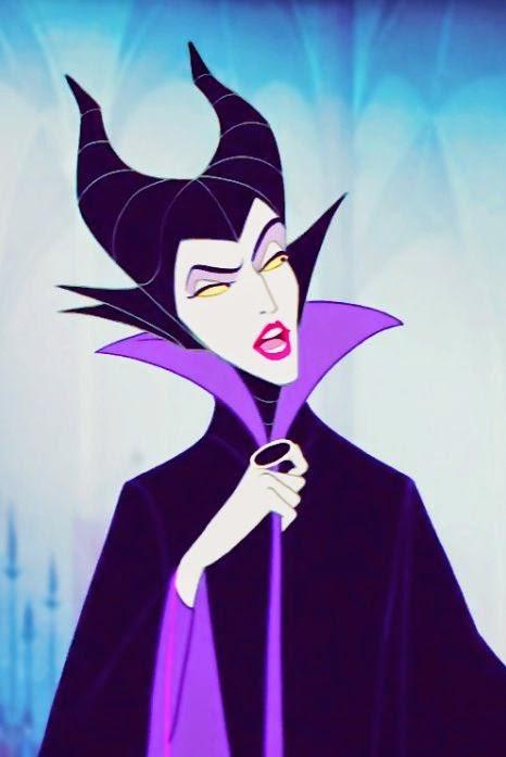 "Disney Movie Princesses: Maleficent from ""Sleeping Beauty"""