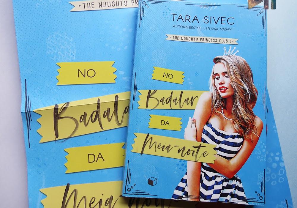Resenha | No Badalar da Meia-Noite, de Tara Sivec