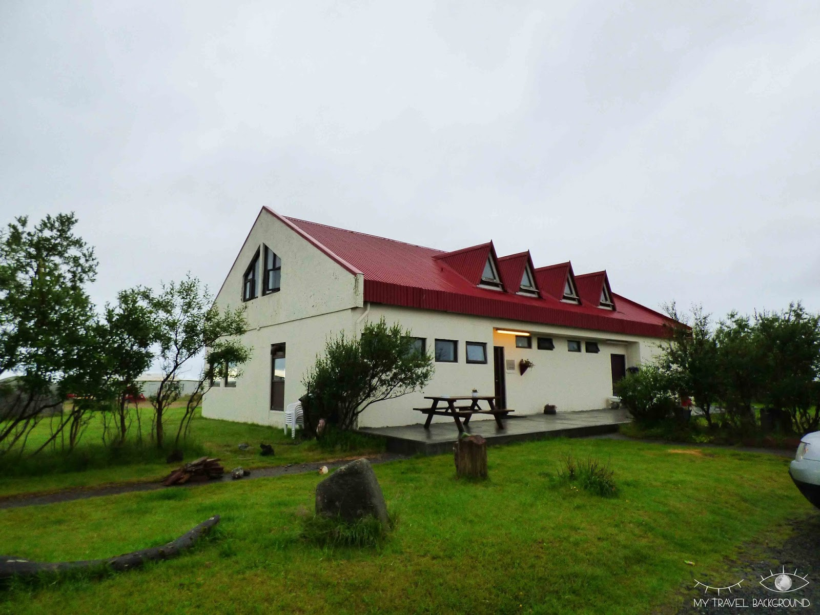 My Travel Background : mes 4 meilleurs logements testés en 2016, Heinaberg Guesthouse, Flatey,Islande