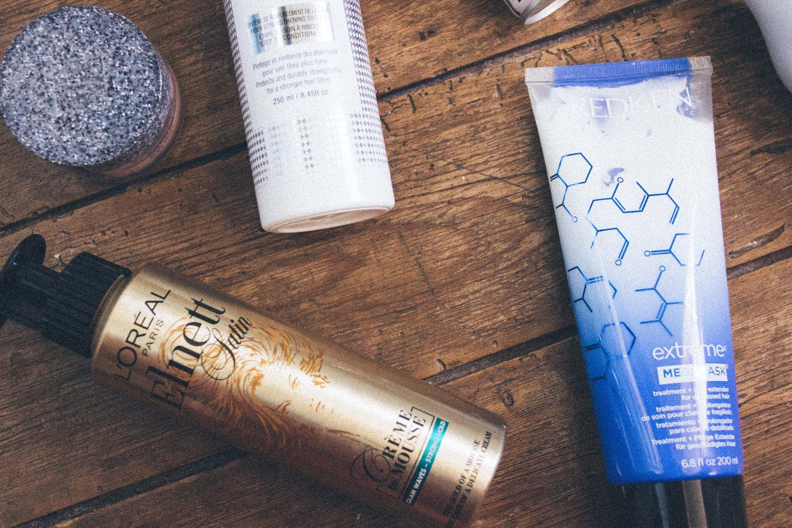 Haircare essentials blogger