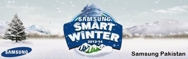 Samsung Pakistan Smart Winter Offer 2014