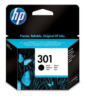 Cheapest Price in UK, HP 301 Black Original Ink Cartridge (CH561EE) : £7.00, hurry !!