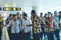 Jusuf Kalla Apresiasi Pembangunan Yogyakarta International Airport (YIA)