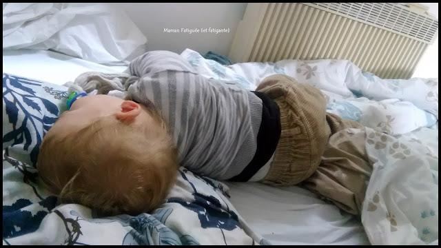 bébé sommeil difficile