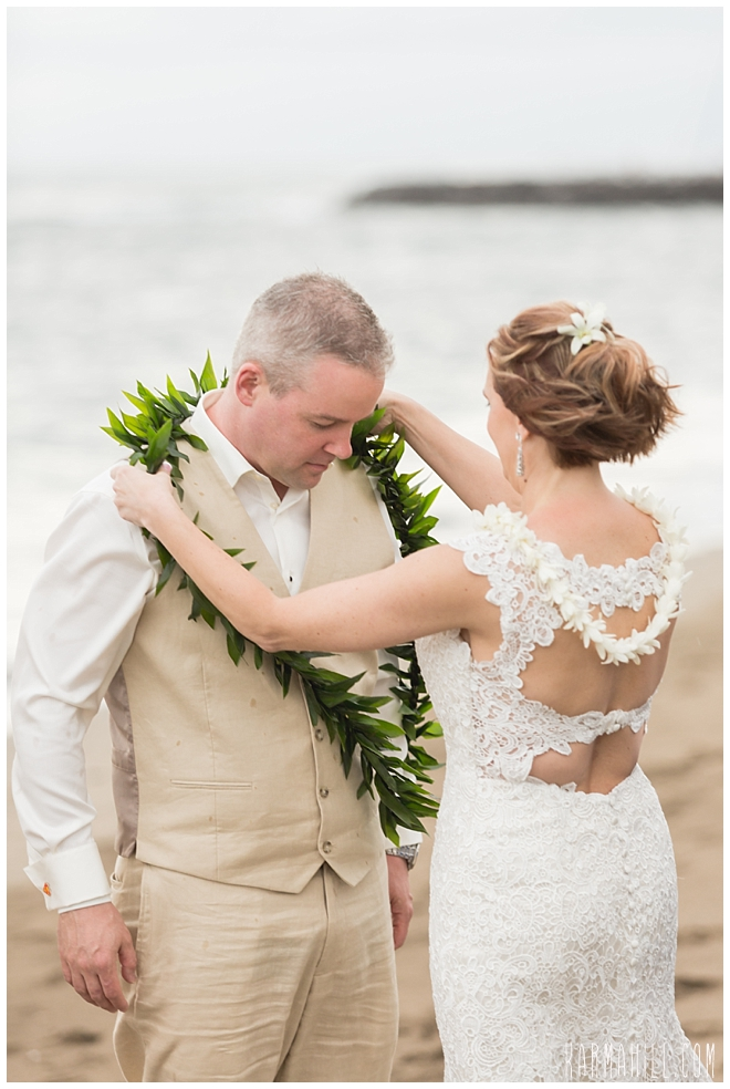 Maui Beach Ceremony