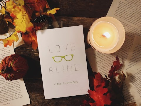 Book Review: Love Blind by C. Desir and Jolene Perry