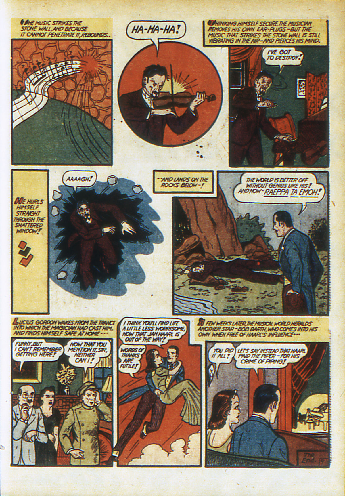 Read online Action Comics (1938) comic -  Issue #48 - 65