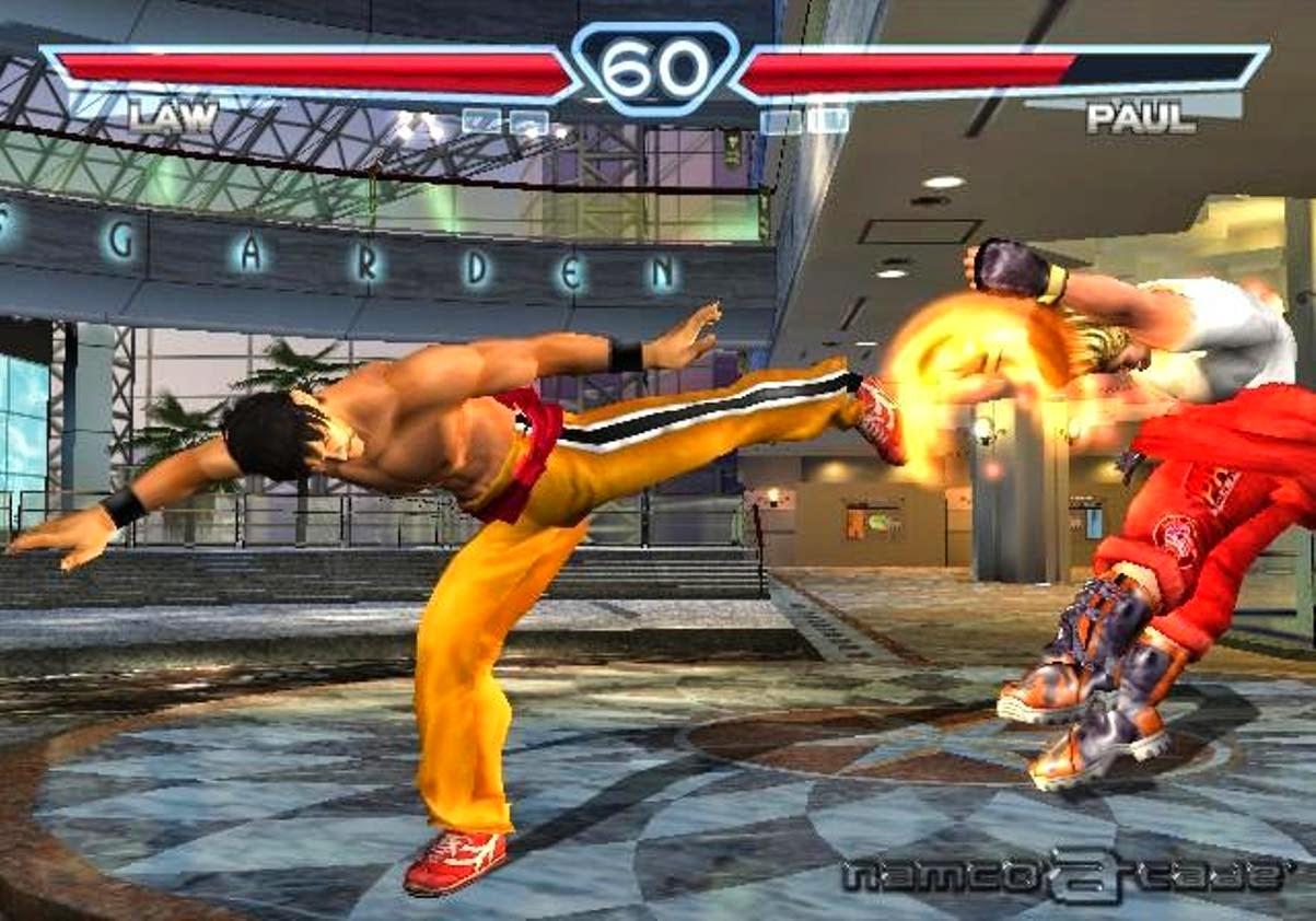 Tekken 4 Game Free Download Full Version ~ Full Download Box