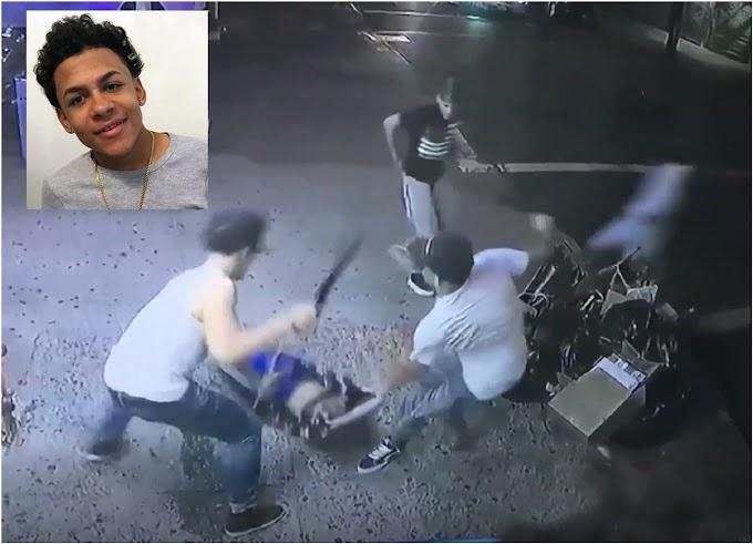 Autopsia oficial revela que Junior murió por machetazo en el cuello
