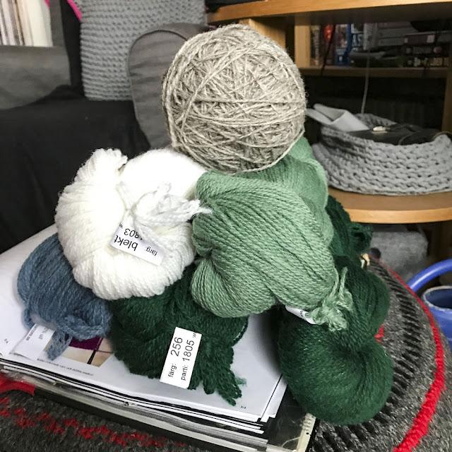 garn, yarn