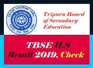 Tripura 12th Result 2019, Tripura HS Result 2019, Tripura Result 2019