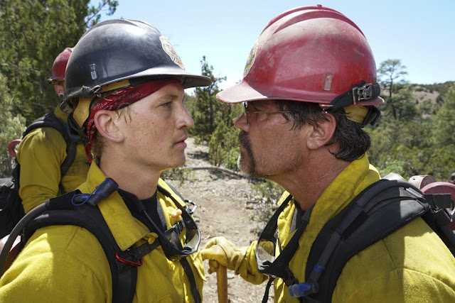 ONLY THE BRAVE Promises to be a Riveting Real Tale of Wildfires and Heroism