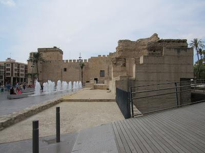 Patrimonio histórico de Elche