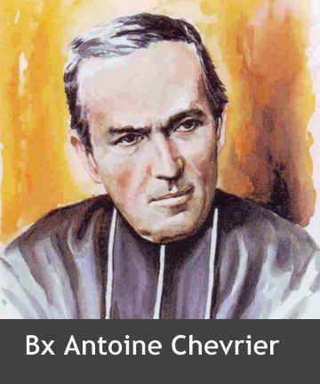 Bx Antoine Chevrier Fondateur du Prado