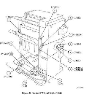 Xerox DocuColor 252 Service Manual
