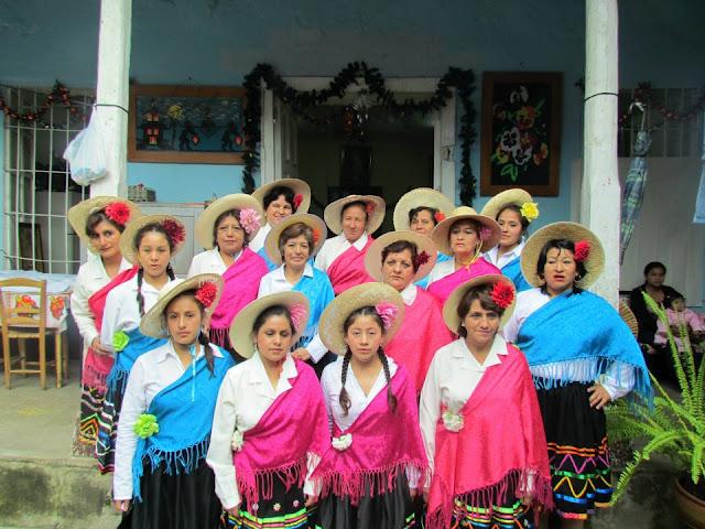 Danza las pastoras de Cajabamba