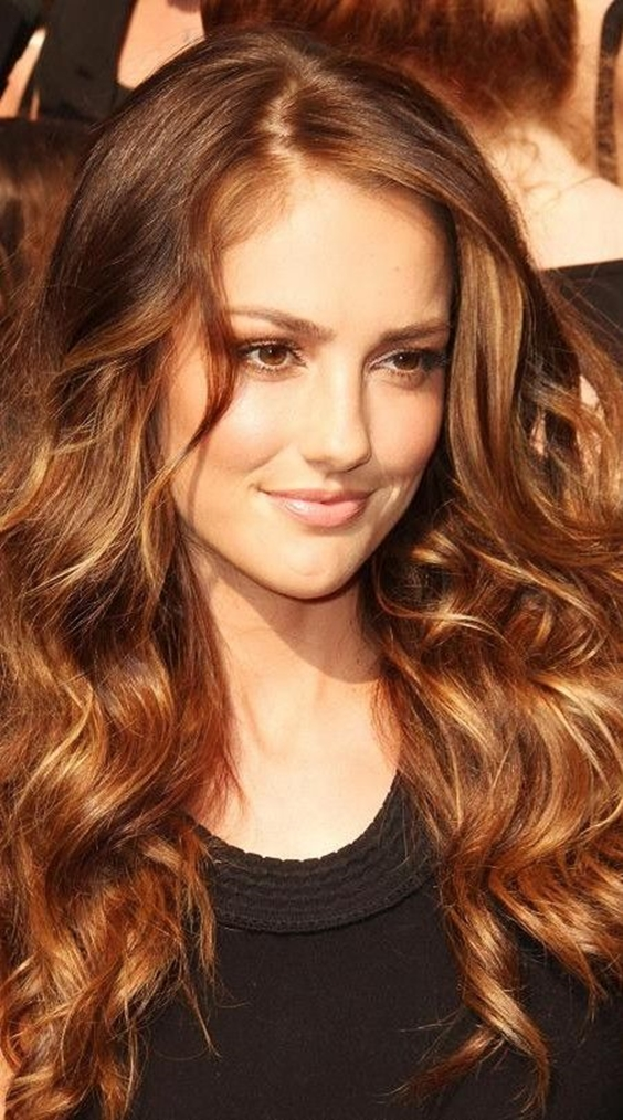 9 Ideas For Bronze Hair Color Hair Fashion Online