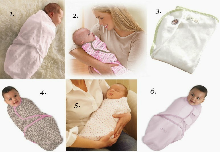 My Little L Swaddle Blankets Wish List