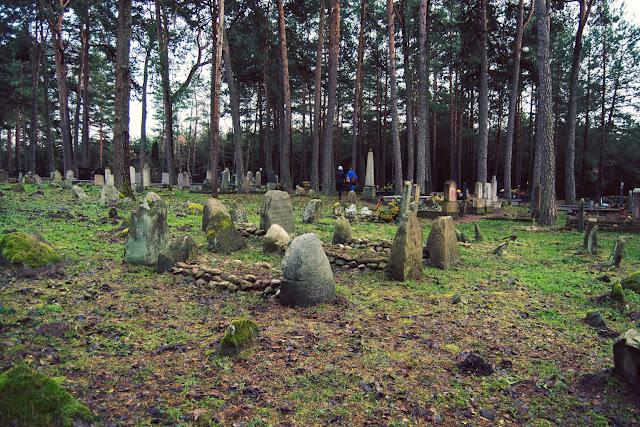 Cmentarz muzułmański w Kruszynianach