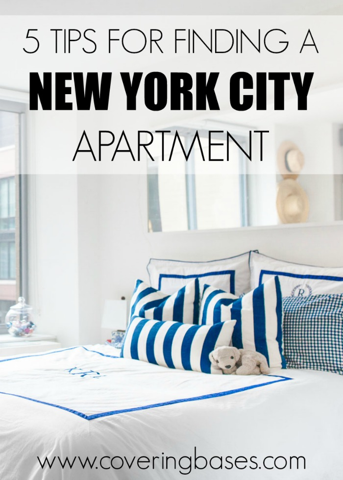5 Tips for Finding a NYC Apartment, Tips for NYC apartment hunting, apartment hunting in NYC, New York City apartments, how to find an apartment in NYC