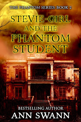 Stevie- Girl and the phantom Student cover