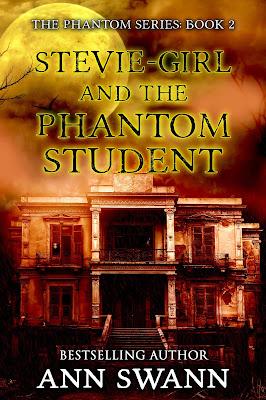 Stevie- Girl and the phantom Student cover