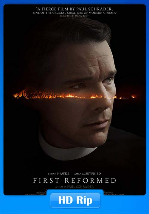 First Reformed 2018 720p WEB-DL x264 | 480p 300MB | 100MB HEVC