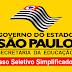 """Governo de SP abre Processo Seletivo Simplificado para Professores categoria """"O"""""""