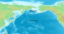 ESTREITO DE BERING E OCEANO PACÍFICO-1