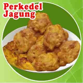 Perkedel Jagung