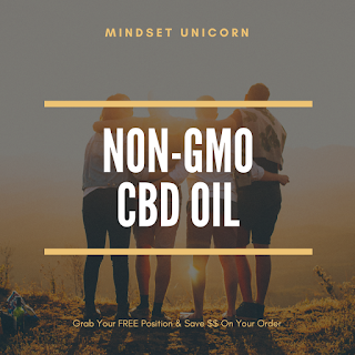 Non-GMO CBD Oil