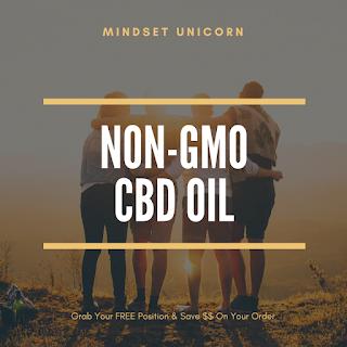 Non-GMO CBD Oil
