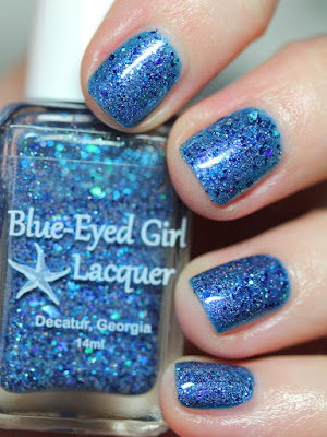 Blue-Eyed Girl Lacquer Her Royal Siren BEGL