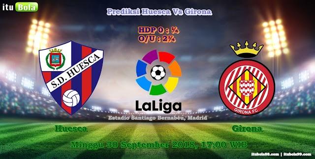 Prediksi Huesca Vs Girona - ituBola