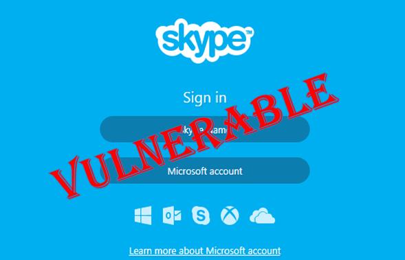 CyberSecurity Researcher Found Critical Vulnerability In Skype