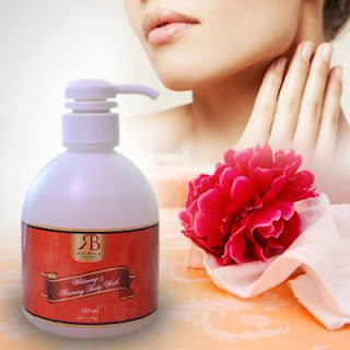 RED BELLA WHITENING & SLIMMING BODYWASH