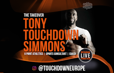The Takeover: Tony Simmons Takes Over TDEU Instagram