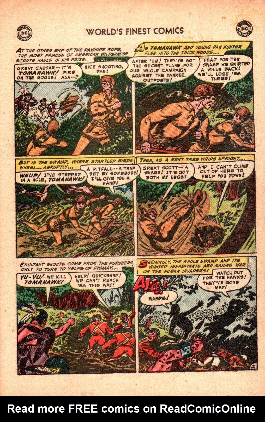 Read online World's Finest Comics comic -  Issue #71 - 31