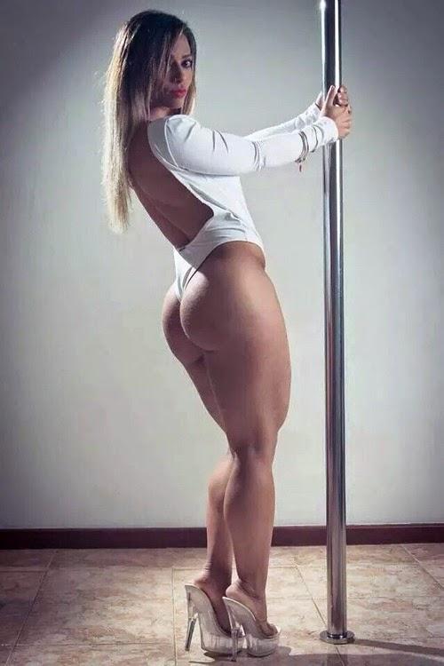 Muscular Sexy Women Naked 37