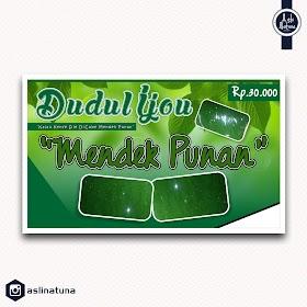 Desain Brand Dudul Natuna