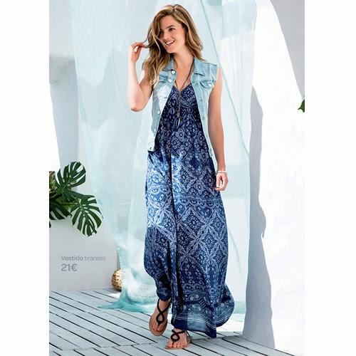 Para Ropa Bienestar Mujer Verano Carrefour Moda Tex Primavera Y 2015 7YvfIybg6
