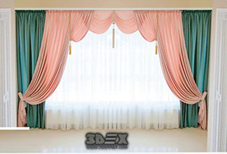 modern bedroom curtains designs ideas for window treatment & Top 50 curtain design ideas for bedroom modern interior designs 2019