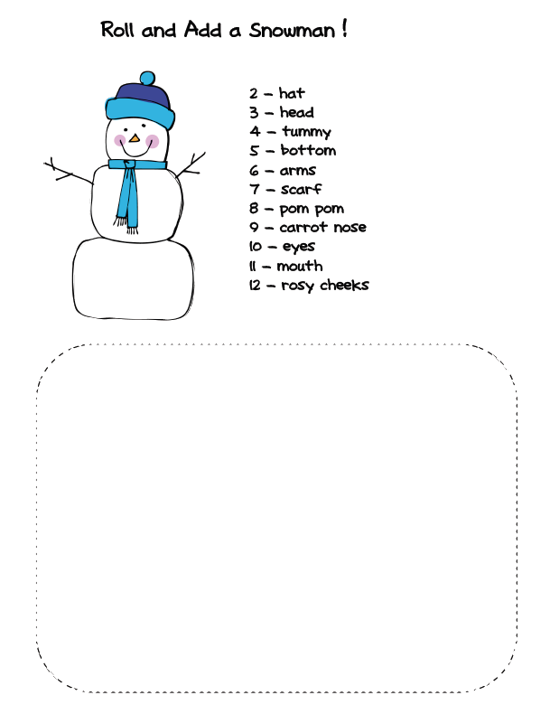 Two snowmen games to practice addition to 12. Perfect for first grade! #snowmengames #additiongames #firstgrademath #gradeonederful