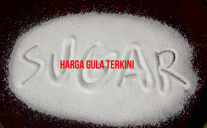 Harga Gula Terkini